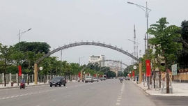 Nghệ An: Phấn đấu đến năm 2023, TP Vinh trở thành thành trung tâm vùng Bắc Trung bộ