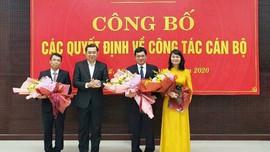 Đà Nẵng điều động 2 Bí thư Quận ủy và nữ Giám đốc sở