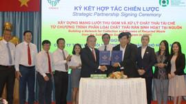 TP.HCM: Xây dựng mạng lưới thu gom, xử lý chất thải tái chế