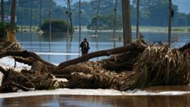 Trung Mỹ đối mặt mùa bão kỷ lục