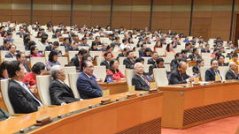 Quốc hội thông qua Luật Bảo vệ môi trường (sửa đổi): Bước tiến mới đáp ứng yêu cầu thực tiễn phát triển đất nước