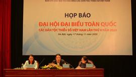 Họp báo Đại hội đại biểu toàn quốc các DTTS Việt Nam lần thứ II