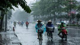Dự báo Bắc Trung Bộ mưa rất to trong ngày 17/11