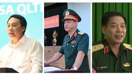 Thủ tướng bổ nhiệm nhân sự cấp cao Bộ TT&TT và Bộ Quốc phòng