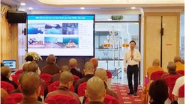 Hà Nam: Hội nghị tập huấn tôn giáo tham gia BĐKH