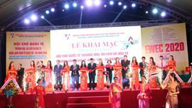 Ấn tượng Hội chợ Quốc tế EWEC Đà Nẵng 2020