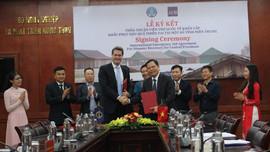 2,5 triệu USD khắc phục hậu quả thiên tai tại miền Trung