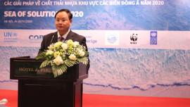 Hội nghị các giải pháp về chất thải nhựa khu vực các Biển Đông Á năm 2020: Cam kết thực thi những sáng kiến giảm rác thải nhựa