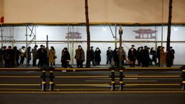 Thủ tướng Hàn Quốc cảnh báo ca nhiễm hàng ngày có thể tăng lên 1.000 người