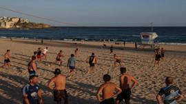 Nhiệt độ gần 45 độ C, Australia phải ban hành lệnh cấm lửa