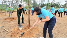 Agribank – Vì thương lai xanh, thêm cây thêm sự sống