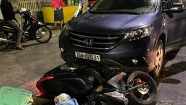 """Có """"men"""" trong người, nữ nhân viên ngân hàng điều khiển ôtô gây tai nạn"""