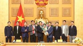 Đồng chí Trần Văn Sơn được chỉ định làm Bí thư Đảng ủy Văn phòng Chính phủ