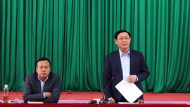 Bí thư Thành ủy Vương Đình Huệ: Chủ động giải quyết bức xúc tại Khu liên hợp xử lý chất thải Sóc Sơn
