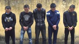 Thanh Hóa: Khởi tố nhóm thanh niên tổ chức sử dụng ma túy