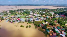 Vụ dân chạy lũ giữa mùa khô: Kiểm tra, quá trình xả lũ của thuỷ điện