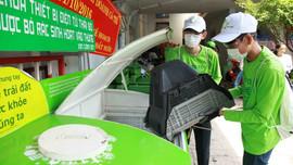 Xử lý rác thải điện tử để nhận cuộc sống xanh