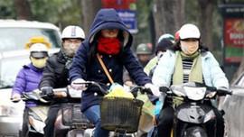 Dự báo thời tiết ngày 8/12: Không khí lạnh tiếp tục tăng cường ở Bắc Bộ