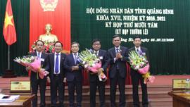 Quảng Bình: Bầu bổ sung 3 Phó Chủ tịch UBND tỉnh