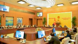 Ủy ban Thường vụ Quốc hội khai mạc Phiên họp thứ 51