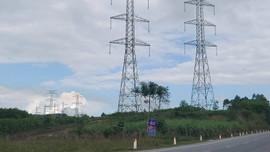 Nghệ An: Chậm giao mặt bằng cho dự án đường dây 500KV đấu nối Nhà máy nhiệt điện Nghi Sơn 2
