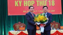 Ông Nguyễn Long Hải được bầu làm Chủ tịch UBND tỉnh Bắc Kạn