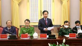 Công bố Lệnh của Chủ tịch nước về Luật Bảo vệ môi trường