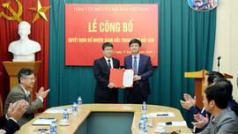 Tổng cục Biển và Hải đảo Việt Nam: Bổ nhiệm Giám đốc Trung tâm Hải Văn