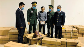 Quảng Trị: Bắt vụ vận chuyển pháo lậu lớn nhất từ trước đến nay