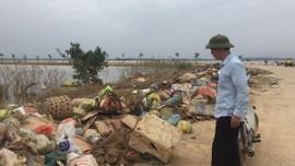Quảng Bình: Tăng cường công tác xử lý rác thải dồn ứ sau mưa lũ