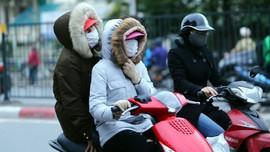 Không khí lạnh tràn về, Bắc Bộ và Bắc Trung Bộ chuyển mưa rét