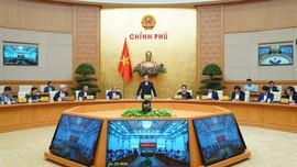 Nghị quyết phiên họp Chính phủ thường kỳ tháng 11/2020