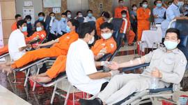 Huế: Hiến máu tình nguyện hướng về người dân vùng lũ
