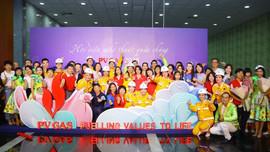 Hội diễn Nghệ thuật Quần chúng PV GAS 2020 – Tôn vinh Nghệ thuật và Văn hóa PV GAS
