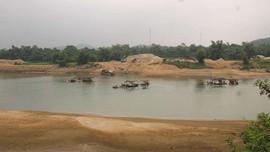 Trấn Yên (Yên Bái): Yêu cầu các đơn vị khai thác cát, sỏi dừng hoạt động nếu không đủ thủ tục