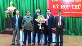 Thừa Thiên Huế: Ông Nguyễn Đình Bách giữ chức Chủ tịch UBND huyện Phong Điền