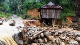Quảng Ngãi: Tái định cư và di dân vùng sạt lở