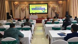 Sơn La: Tập huấn nghiệp vụ về môi trường, đất đai, khoáng sản cho cán bộ cấp huyện, xã
