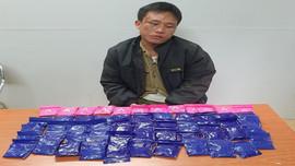Thanh Hóa: Bắt đối tượng vận chuyển 12.000 viên hồng phiến