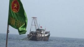 Thái Bình: Bộ đội Biên phòng xua đuổi 2 tàu cá Trung Quốc xâm phạm chủ quyền