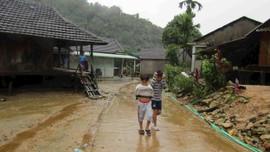 Bình Định: Cần bố trí, ổn định dân cư xen ghép vùng sạt lở xã An Quang