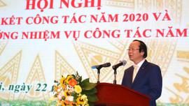 Năm 2021: Quyết tâm tạo chuyển biến mạnh mẽ trong bảo vệ môi trường