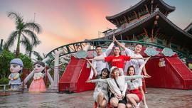 Asia Park trở lại ngoạn mục với hàng loạt sự kiện chào năm mới 2021