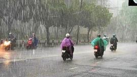 Nam Bộ và Nam Trung Bộ có mưa lớn diện rộng