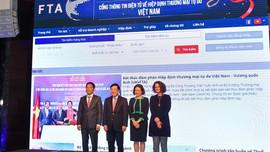 Việt Nam đã có công cụ tra cứu các cam kết FTA