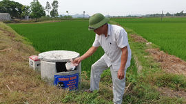 Thanh Hóa: Chú trọng xử lý vỏ thuốc BVTV