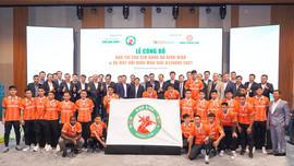 Topenland và Hưng Thịnh Land tài trợ 300 tỷ đồng cho CLB bóng đá Topenland Bình Định