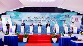 Khánh thành dự án Nhà máy điện mặt trời KN Vạn Ninh 100 MWp