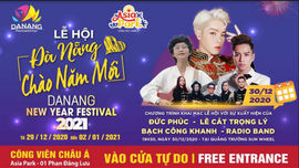 Điểm danh top các sự kiện hoành tráng tại Đà Nẵng dịp đón năm mới 2021