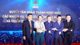 PV GAS phát động thi đua 2021